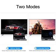 Vention DVI (24+5) to VGA Cable 1M Black - Videokábel