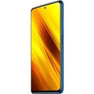 Xiaomi POCO X3 128 GB kék - Mobiltelefon