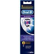 Oral-B 3DWhite Fogkefefej – 2 Db - Pótfej