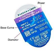 SofLens Daily Disposable (30 lencse) dioptria: -2.50, görbület: 8.60 - Kontaktlencse