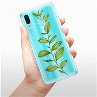 iSaprio Green Plant 01 a Huawei Nova 3 készülékhez - Telefon hátlap