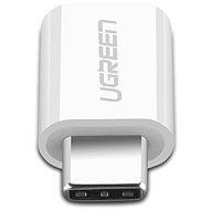 Ugreen USB-C (M) to micro USB (F) OTG Adapter White - Átalakító