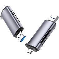 Ugreen USB-C/USB-A To TF/SD 3.0 Card Reader - Kártyaolvasó
