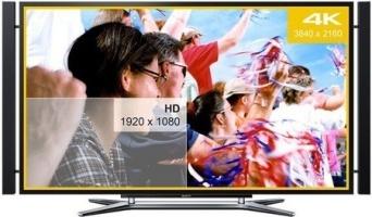 Srovnání Full HD a 4K kvality obrazu