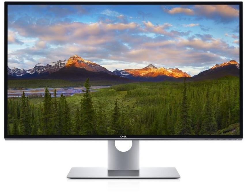 8K DELL monitor
