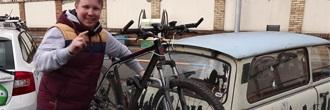 Hogyan válasszunk kerékpárszállítót