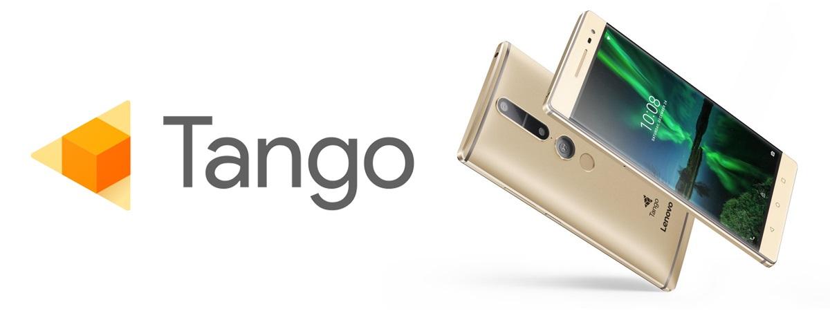 Lenovo Phab 2 Pro, az első okostelefon Google Tango kiterjesztett valósággal