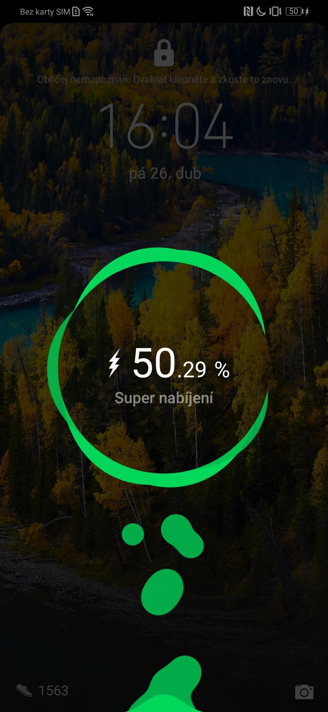 Huawei P30 Pro,vélemény, akkumulátor