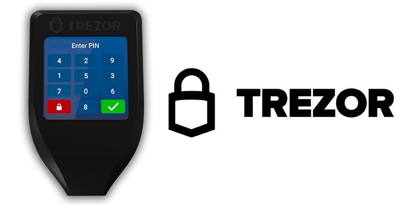 Trezor T - Hardver pénztárca kriptovalutának