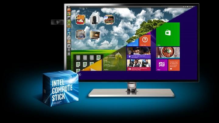 Intel Compute Stick - operációs rendszer