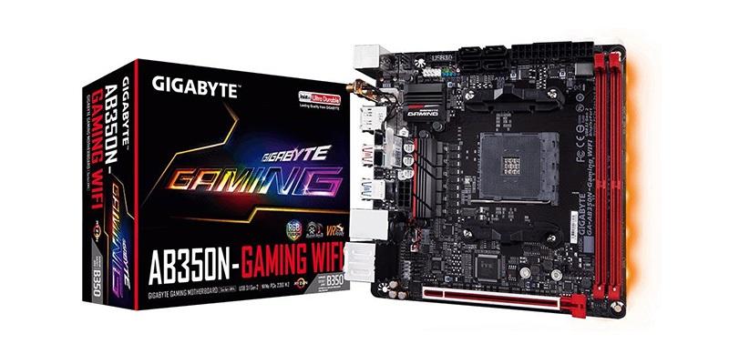 Gigabyte AB350N-Gaming WiFi (ÉRTÉKELÉS és TESZTEK)