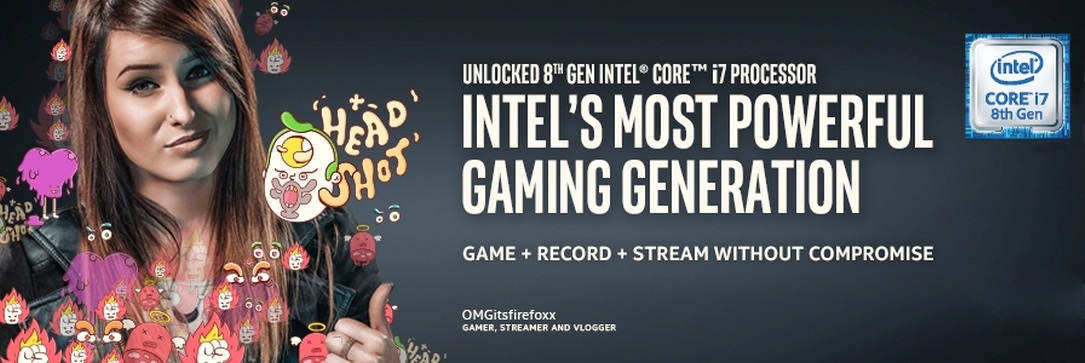 Intel Coffee Lake banner