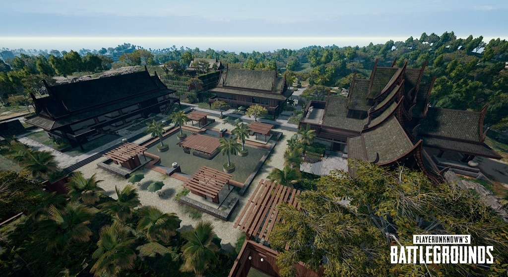 PlayerUnknown's Battlegrounds; Senhok, pihenő övezet