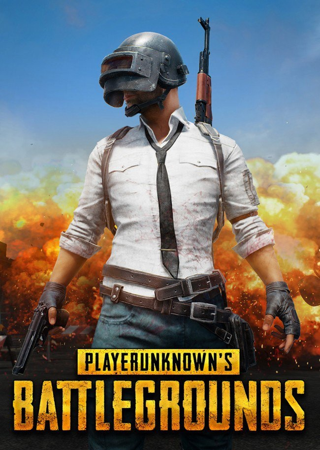 PlayerUnknown's Battlegrounds; teszt