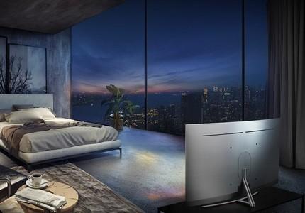 Samsung Smart TV ve 360 designu