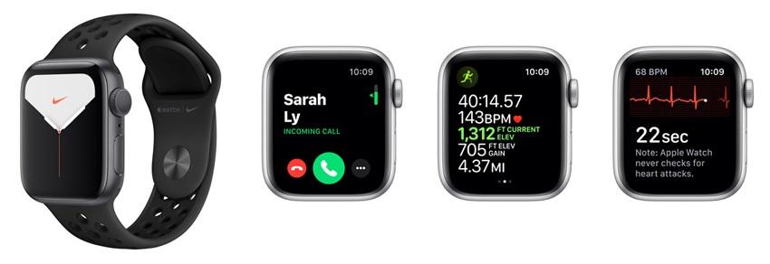 Apple Watch 5 Nike