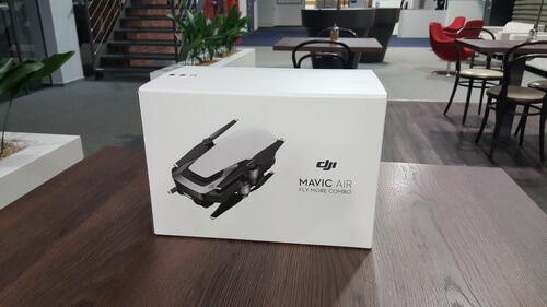 DJI Mavic Air teszt