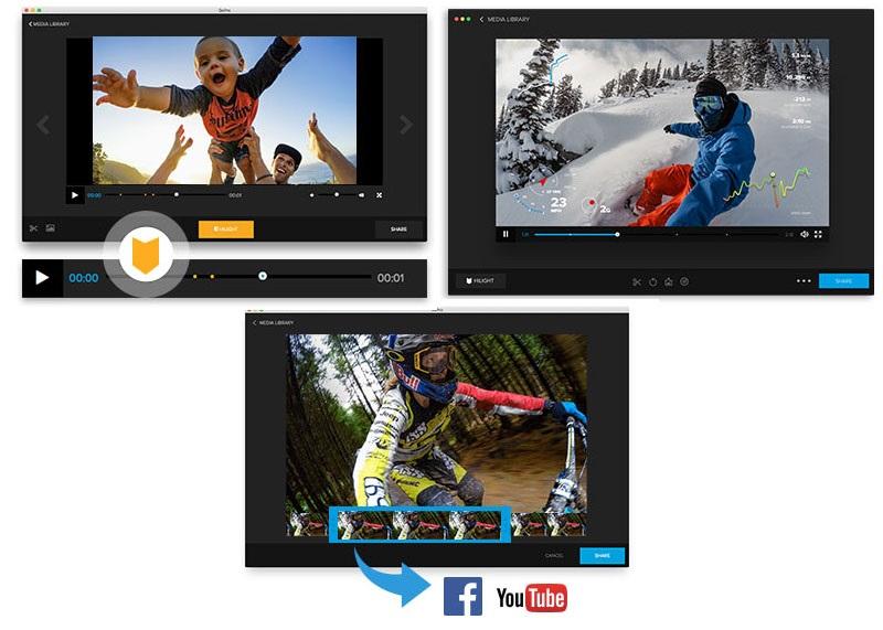 A kamerából az adatokat egyenesen a videóba szúrhatod be