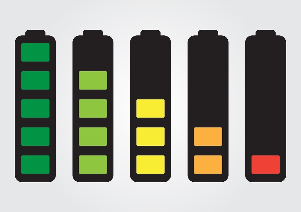 Az akkumulátor kapacitása