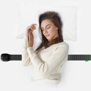 monitor spánku, podložka