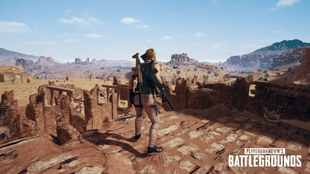 PlayerUnknown's Battlegrounds; miramar