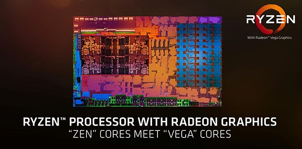 AMD Ryzen Mobile (Raven Ridge), nagy teljesítményű CPU laptopok számára