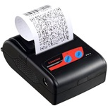 Portable printer for receipts