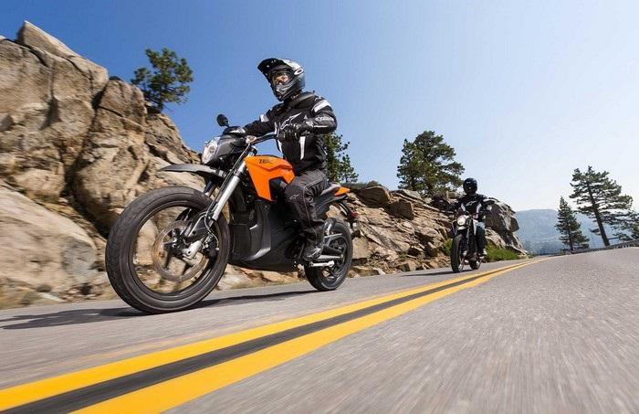 Zero Motorcycles, silnice