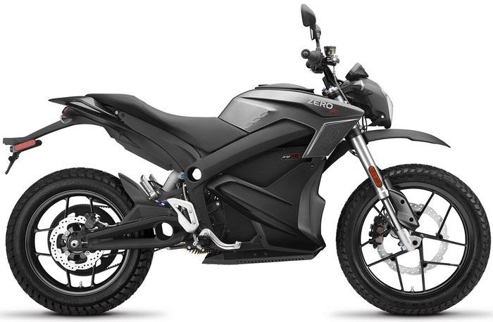 Zero Motorcycles, Zero DSR