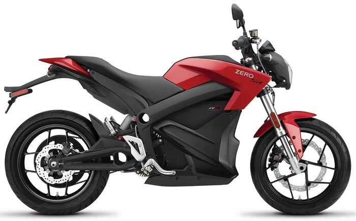 Zero Motorcycles, Zero SR