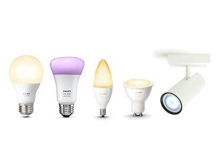 Chytré žárovky Philips Hue