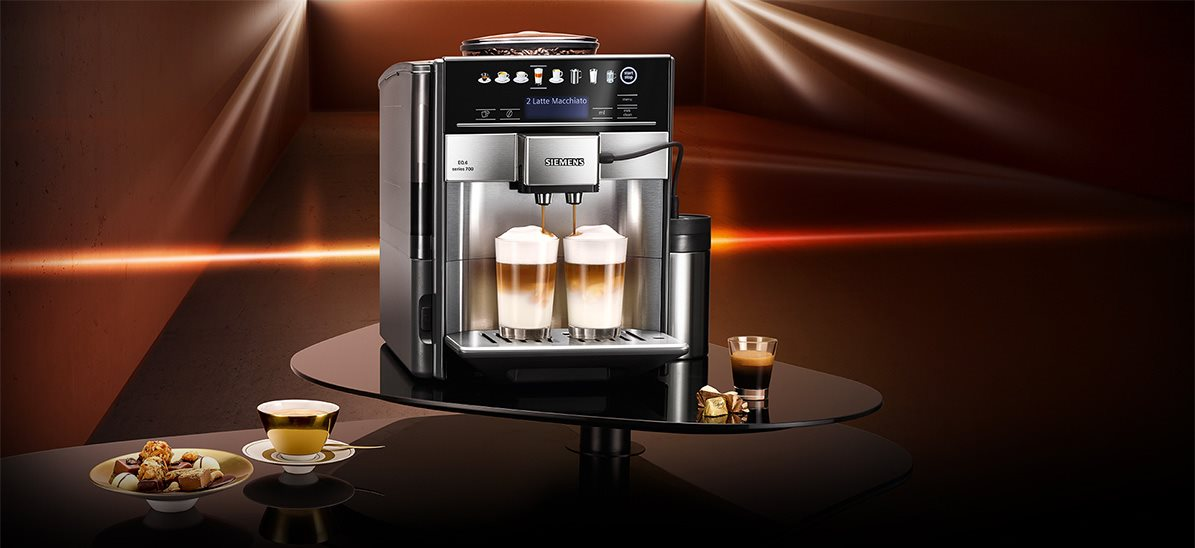 Kávovar Siemens EQ.6