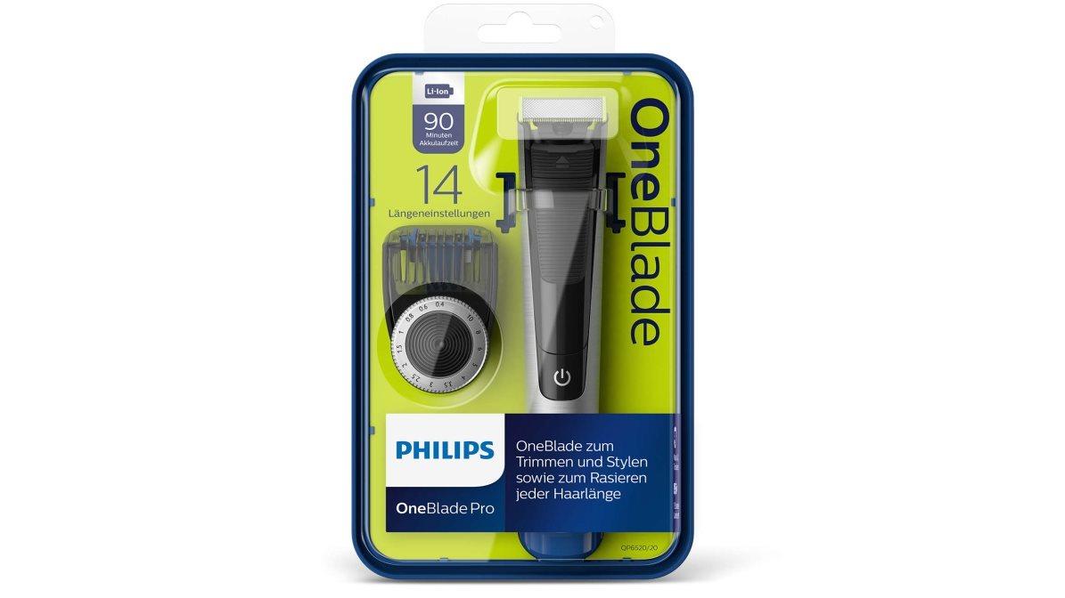 Philips OneBlade Pro QP6520 20 - Villanyborotva  5174b4581b
