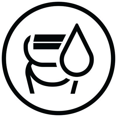 Mokré i suché holení též do vany nebo sprchy