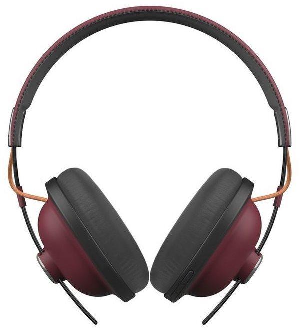 A piros Panasonic RP-HTX80B fejhallgató legfontosabb jellemzői 319e3f50dc