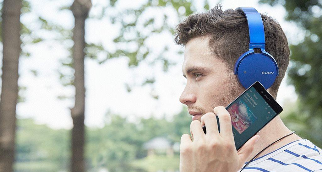 Sony MDR-XB650BT. Erőteljes és részletgazdag hangzás. A fejhallgató ... d407b6ea17