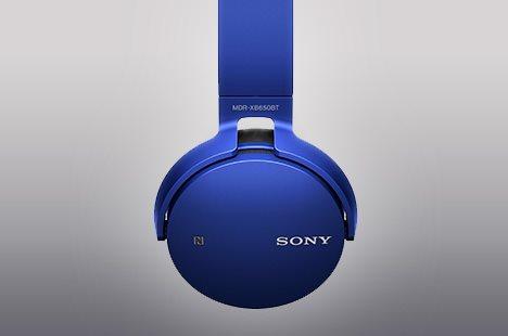 Sony MDR-XB650BT kék - Fej- Fülhallgató  ac2dd99f74