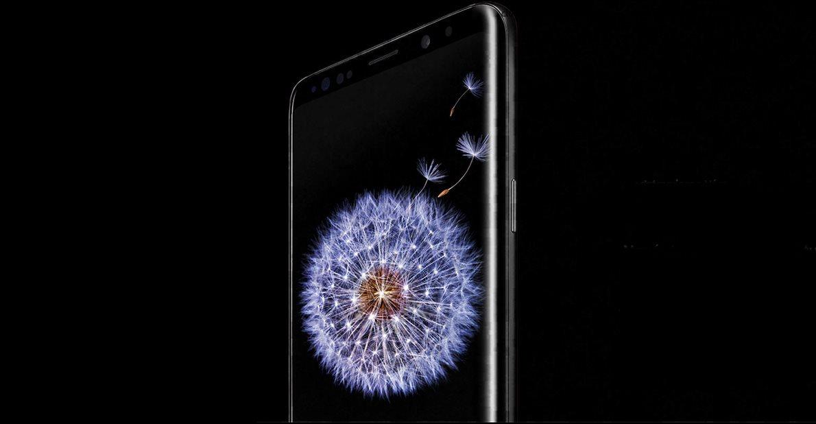 Samsung Galaxy S9+ Duos černý, chytrý telefon
