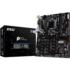 MSI B360-F PRO - Alaplap