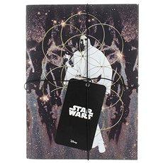 STAR WARS Darth Vader és Leia - Jegyzetfüzet (2x) - zsebkönyv