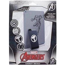 MARVEL Avengers - matricák - Papír könyvjelző
