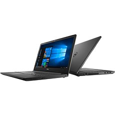 Dell Inspiron 15 (3567) Fekete - Laptop