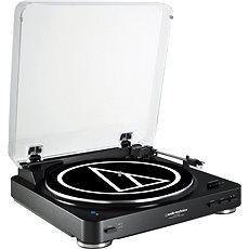 Audio-technica AT-LP60BK BT - Lemezjátszó