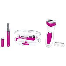 AEG LBS 5676 női szépségápolási szett - Női borotvák
