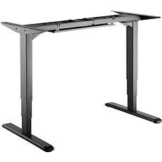 AlzaPower ErgoTable ET1 Black - Asztal