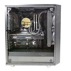 Alza Individual GTX 1070 MSI - Számítógép