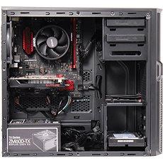 Alza Individual RX 550 SAPPHIRE - Számítógép