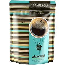 AlzaCafé, bab, 250g - Kávészemek