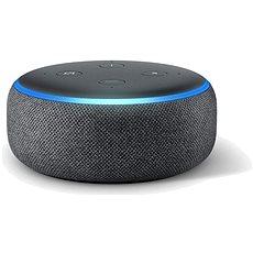 Amazon Echo Dot 3.generáció Charcoal - Hangsegéd