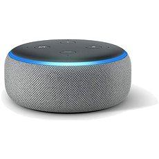 Amazon Echo Dot 3. generációs Heather Gray - Hangsegéd